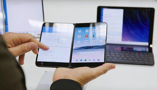 سرفیس دو مایکروسافت Microsoft Surface Duo 2