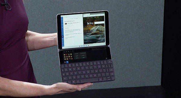 ویژگی های فنی Surface Neo