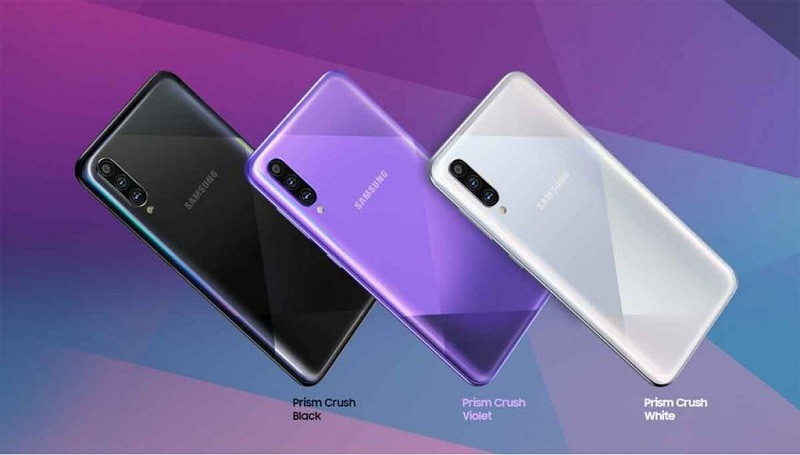 گوشی موبایل گلکسی آ 50 اس سامسونگ | Samsung Galaxy A50s