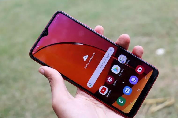 گوشی موبایل گلکسی A20s سامسونگ | Samsung Galaxy A20s