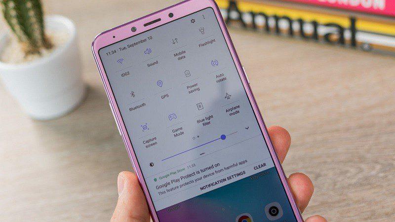 گوشی موبایل گلکسی A6S سامسونگ   Samsung Galaxy A6S