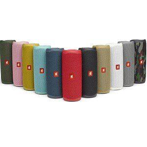 اسپیکر بلوتوثی قابل حمل جی بی ال فلیپ 5 | JBL Flip 5