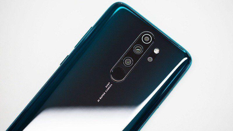 دوربین 4گانه گوشی ردمی نوت 8 پرو