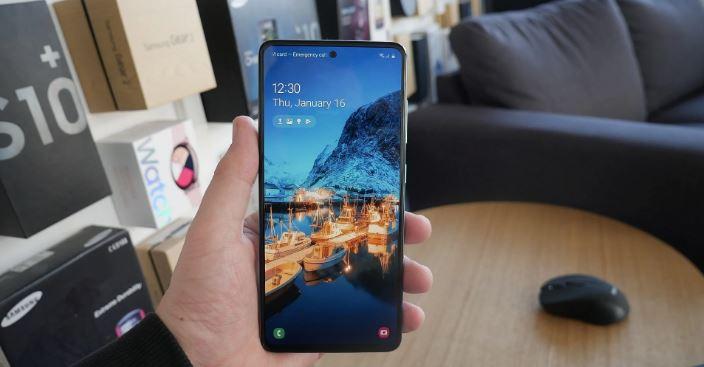 گوشی موبایل گلکسی آ 51 ساموسونگ | Samsung Galaxy A51