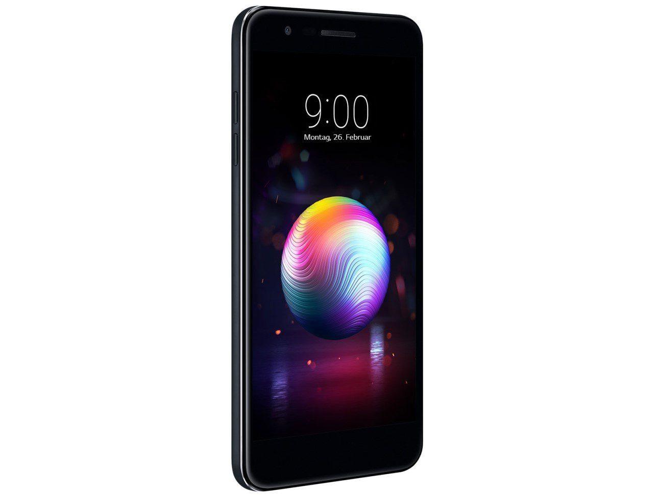 طراحی و صفحه نمایش گوشی LG K11