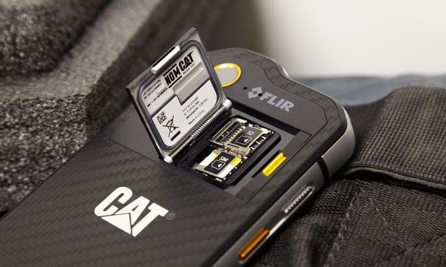 گوشی کاترپیلار مدل کت اس 60 | CAT S60