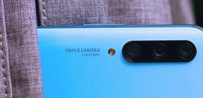 دوربین گوشی Huawei Y9s