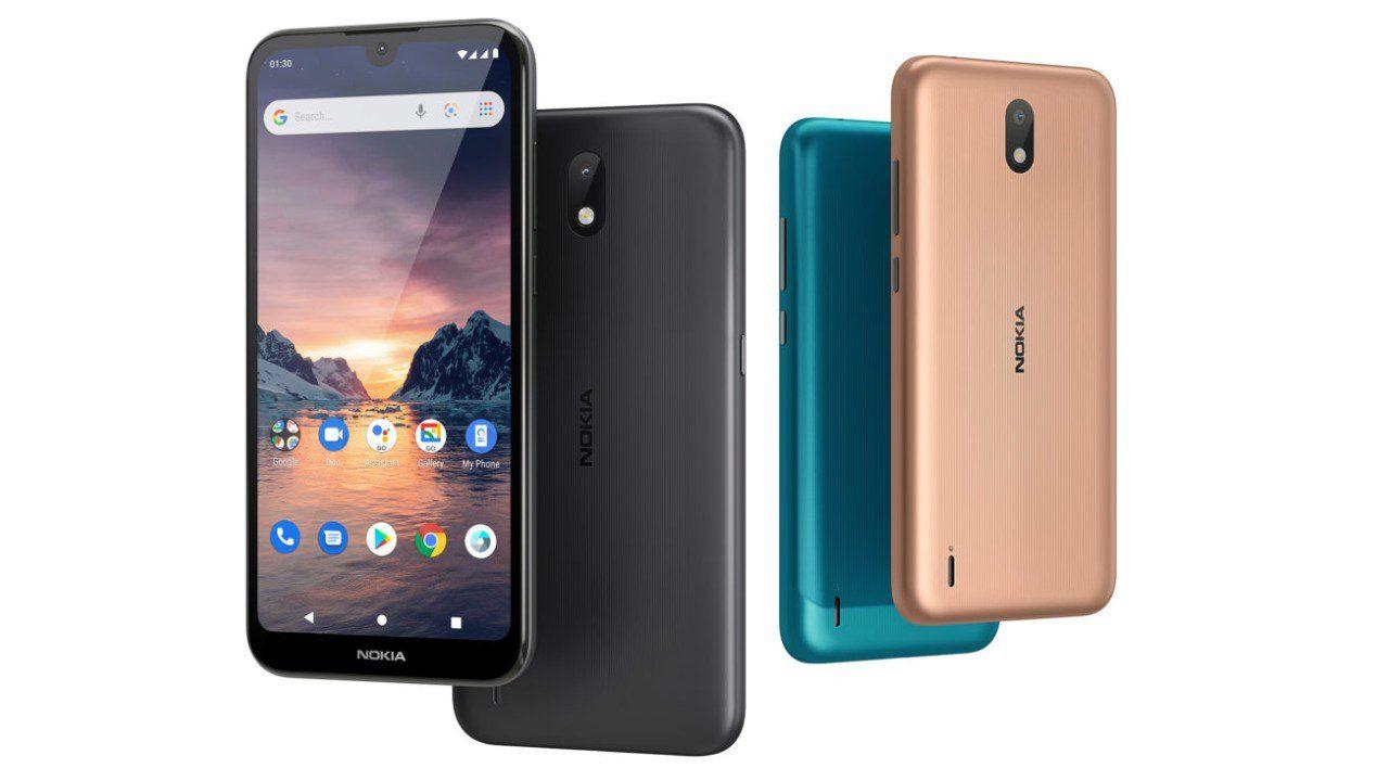 گوشی موبایل نوکیا 1.3 | Nokia 1.3