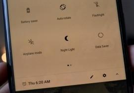 نحوه فعال کردن حالت شب (Night Mode) در اندروید