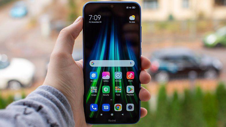 گوشی موبایل شیائومی ردمی نوت 8 تی | Xiaomi Redmi Note 8T