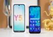 مقایسه گوشی نوکیا 2.2 و Y5 2019 از نظر طراحی