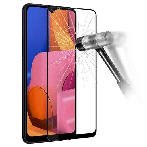 گلس و محافظ صفحه نمایش گوشی گلکسی A20s سامسونگ