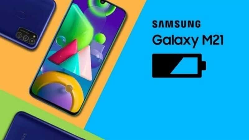 گوشی موبایل گلکسی ام 21 سامسونگ | Samsung Galaxy M21