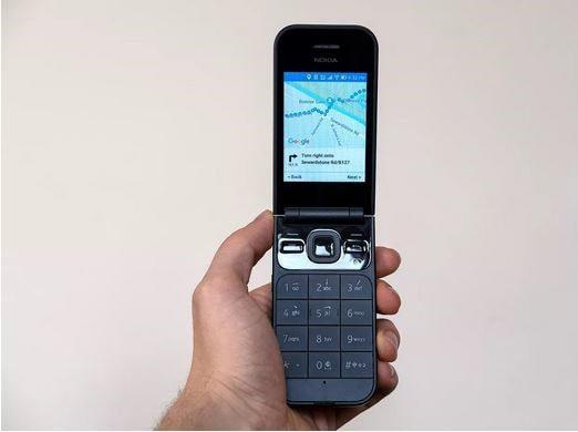 Nokia 2720 - گوشی نوکیا ۲۷۲۰