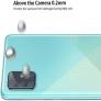 محافظ و گلس دوربین A51 سامسونگ - محافظ شیشه ای HD با درجه سختی 9H