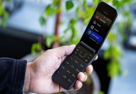نقد و بررسی مشخصات و قابلیت های گوشی نوکیا 2720 فلیپ