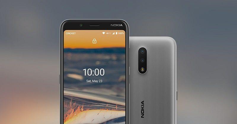 گوشی نوکیا مدل Nokia C2 Tennen