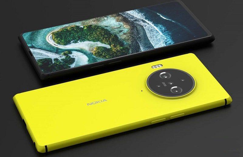 گوشی موبایل نوکیا 9 پیور ویو | Nokia 9.3 PureView
