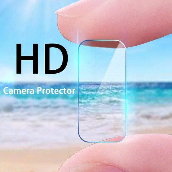 محافظ و گلس لنز شیشه ای دوربین گوشی A10s سامسونگ