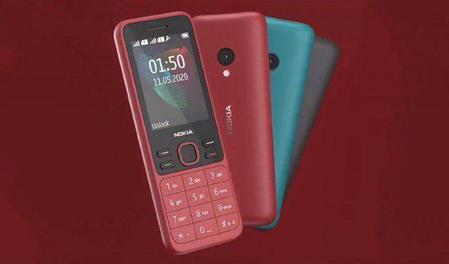 گوشی نوکیا مدل Nokia 150 (2020)