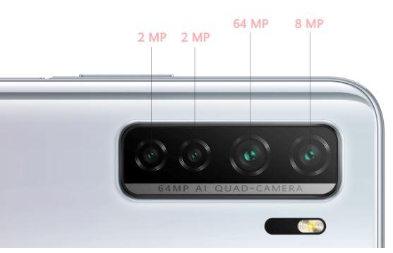 گوشی پی 40 لایت 5 جی هواوی | Huawei P40 lite 5G