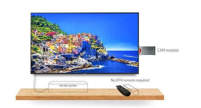 تلویزیون هوشمند 43 اینچ سامسونگ مدل Full HD LED SMART 43N5370