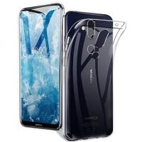 محافظ و گارد شفاف گوشی نوکیا 8.1 (Nokia 8.1)