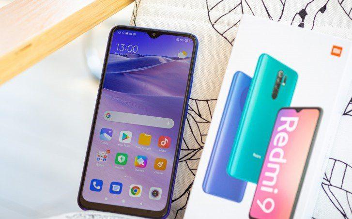 گوشی شیائومی ردمی 9   Xiaomi Redmi 9